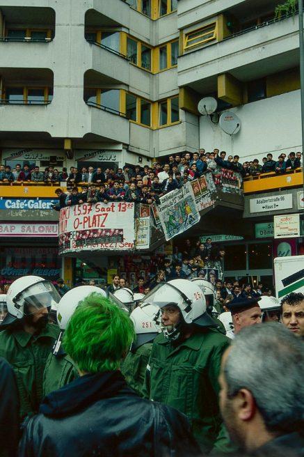 Kreuzberg – zwischen den Zeiten (1995 – '97)